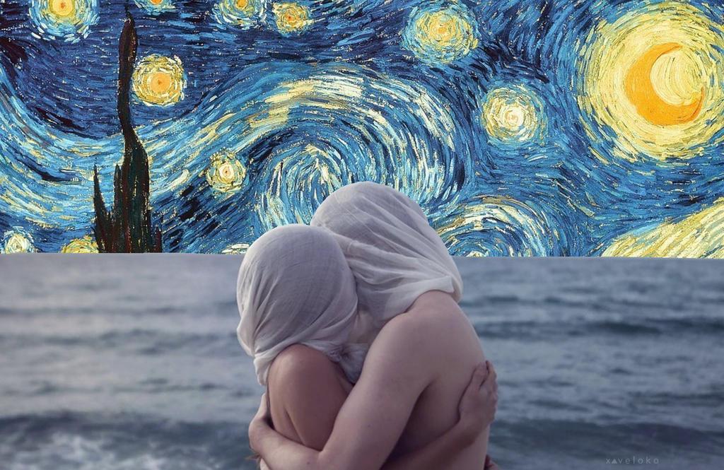 Lovers  by xavierlokollo