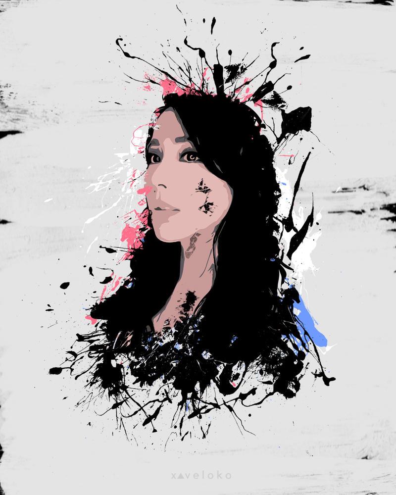 Jill  by xavierlokollo