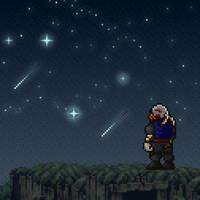 Viendo las estrellas by ElGordoPija