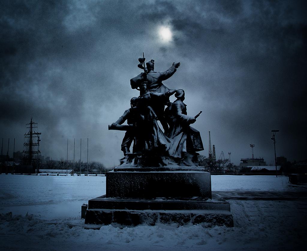 Vladivostok by CePheida