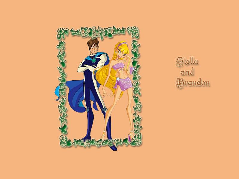 Stella And Brandon By KuliaMakani On DeviantArt