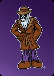 Rorschach by samuelwyoung
