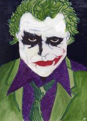 Joker by samuelwyoung