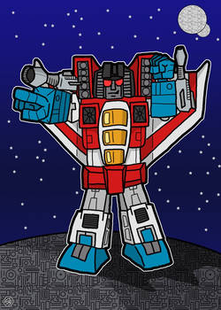 All Hail Starscream