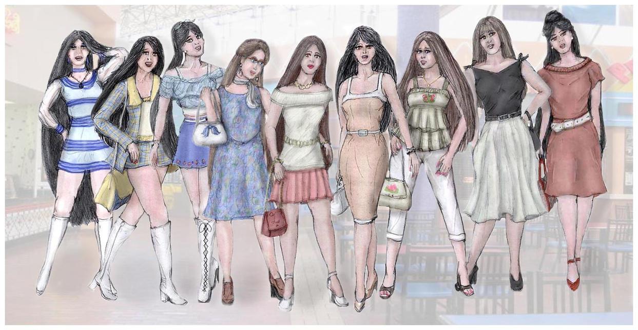 Street Looks Nine by recluse57