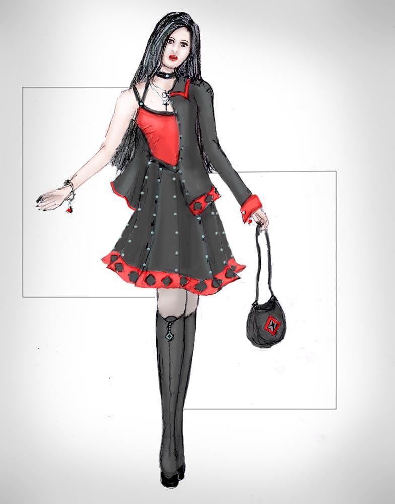LBM 2 Dark Fashion by recluse57