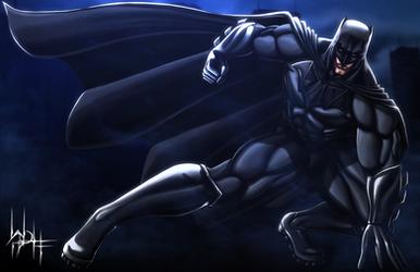 Batman by SirWolfgang