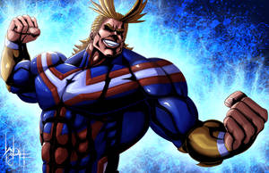 All Might by SirWolfgang