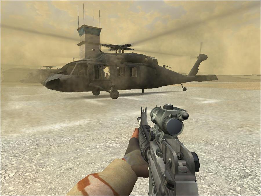 Black Hawk Down Essay