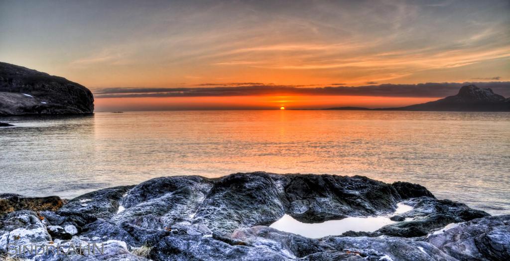 HDR Skivika Sunset II by SindreAHN
