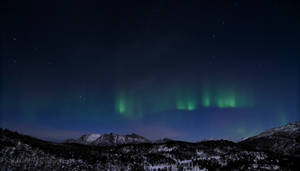 Northern Lights 2012 II by SindreAHN
