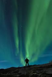 The Aurora Chaser by SindreAHN