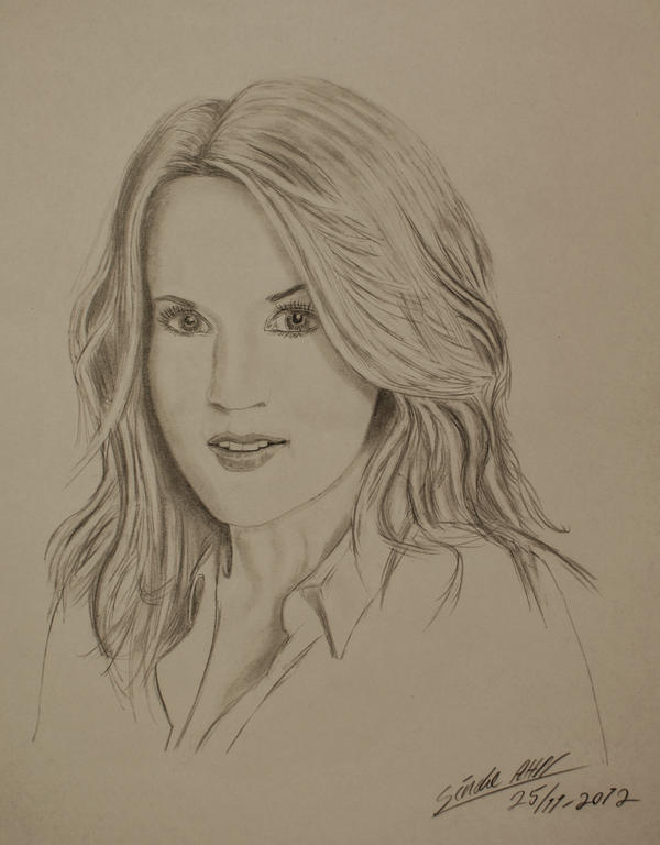 Carrie Underwood by SindreAHN