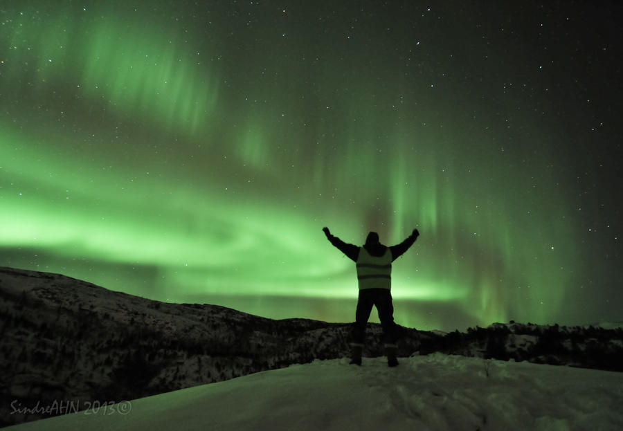 My Lights ! by SindreAHN