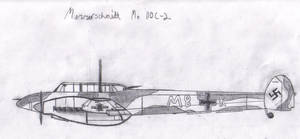 Me-110 C 2