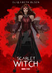 Scarlet Witch - Character Poster