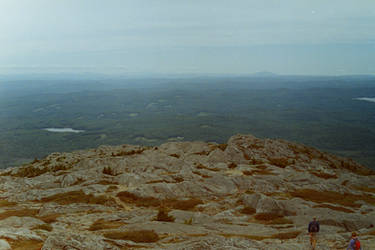 A View from Mount Monadnock
