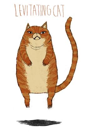 cat by louisroskosch