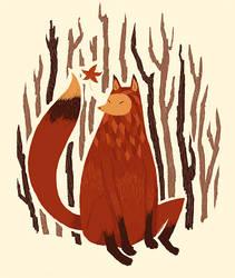 fox by louisroskosch