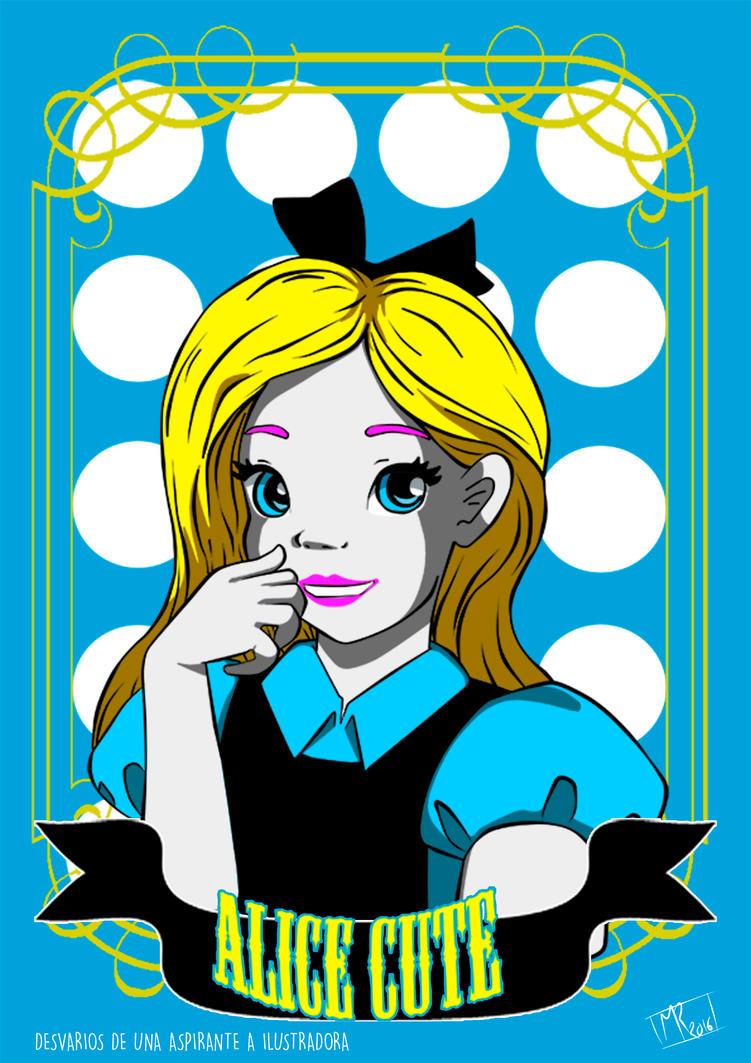 Alice Cute by MFurukawa