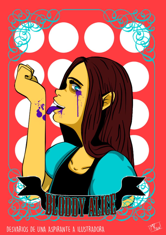 Alice Blood by MFurukawa
