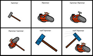 #1 Hammers