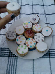 Mini-Cupcakes by Mrs-Olympia