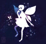 oh butterfly girl