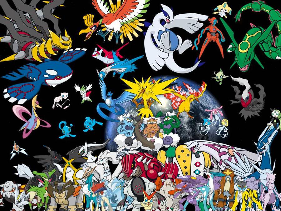 Legendary pokemon vs the eight kings toriko spacebattles forums - Pokemon saphir pokemon legendaire ...
