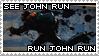 inFAMOUS - Run John Run by weskerian