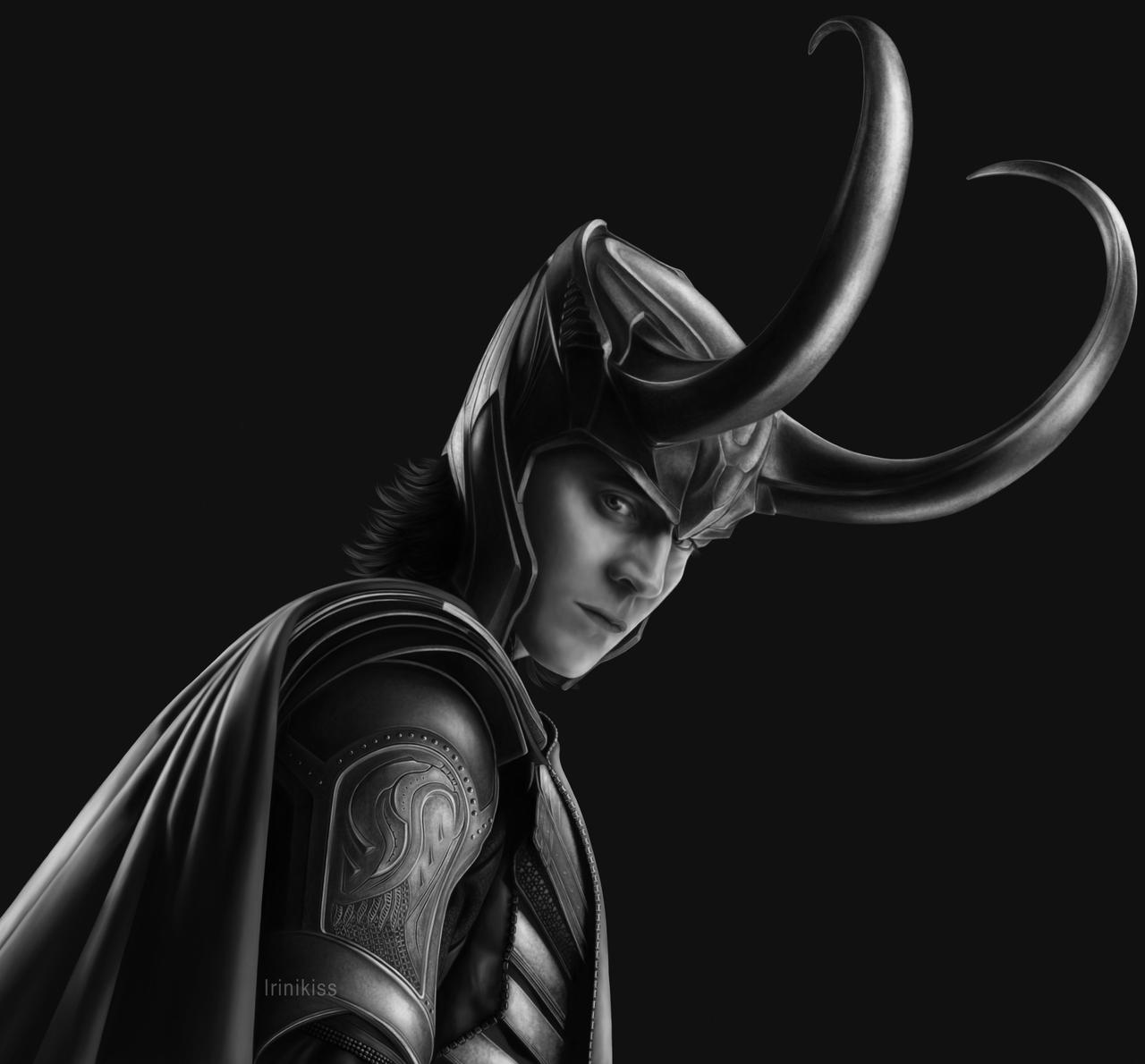 Loki by IriniKiss