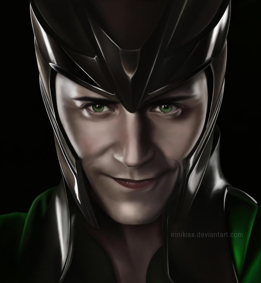 Loki-2 by IriniKiss