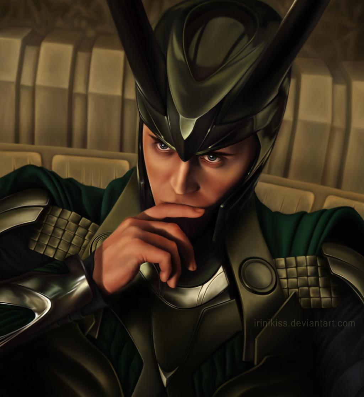 Loki-3 by IriniKiss
