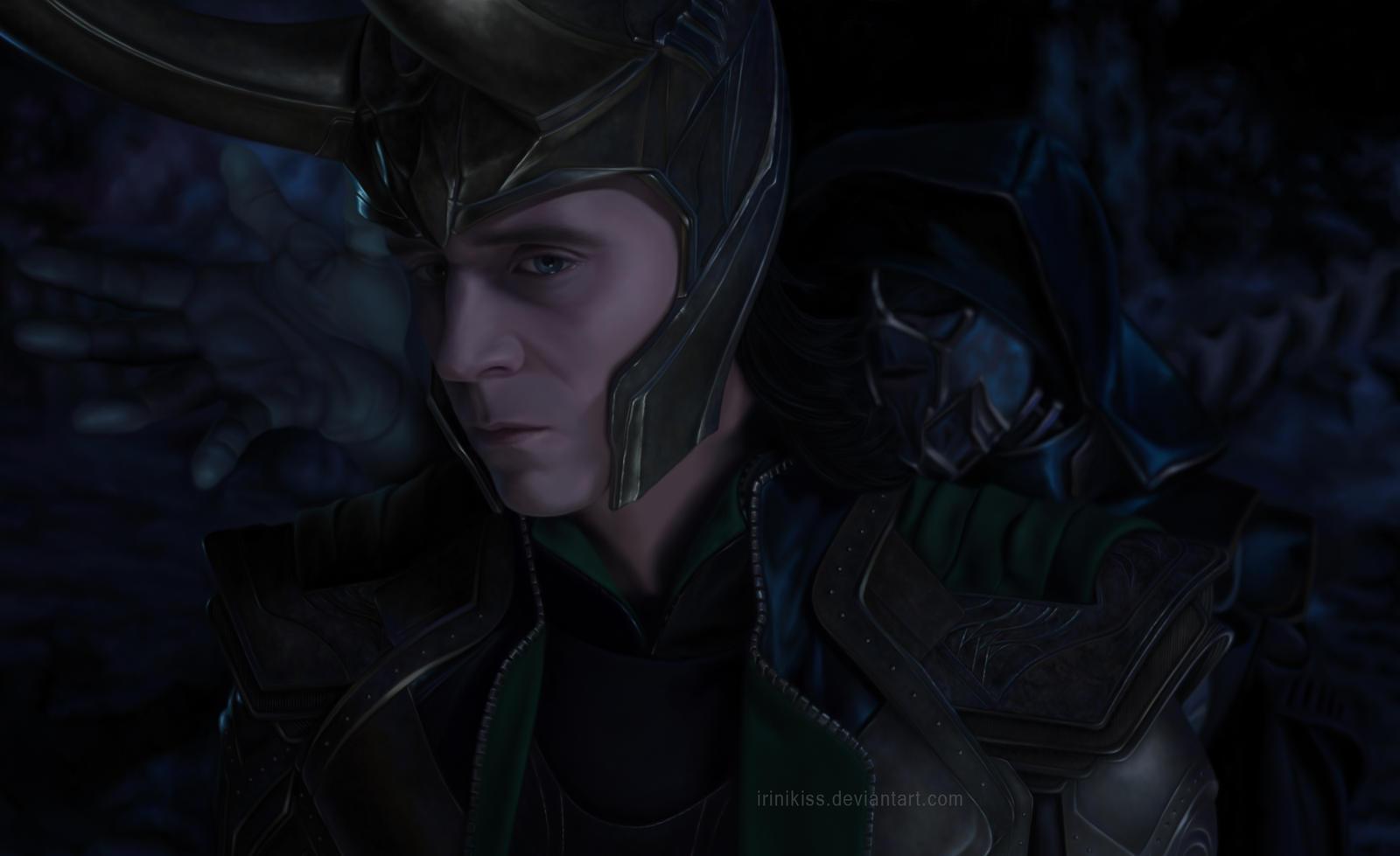 Loki-5 by IriniKiss