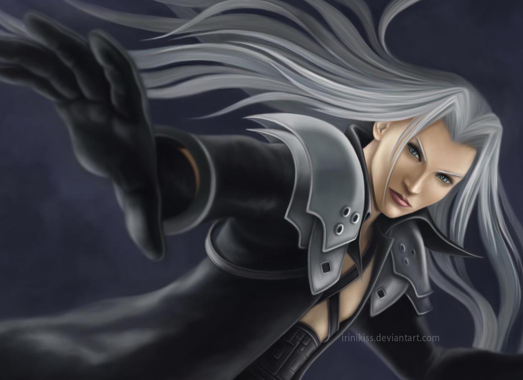 Sephiroth by IriniKiss