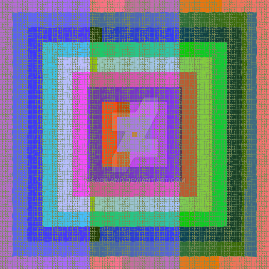 Abstract 124 by sabiland