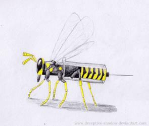 Wasp Syringe
