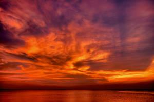 Manila Bay HDR by fritzykarl