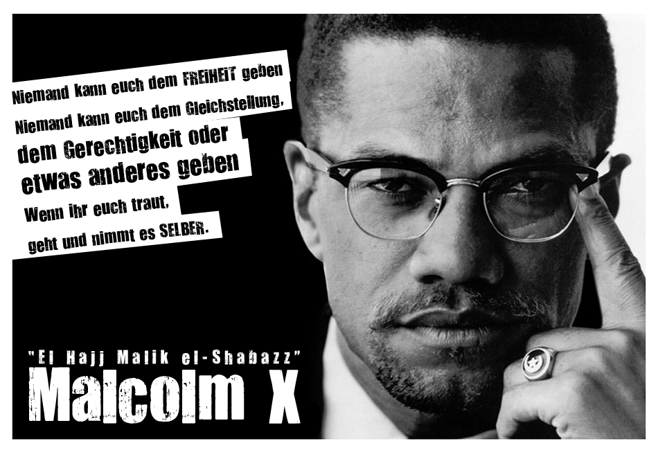 Quotes From Malcolm X. QuotesGram