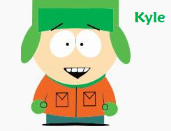 Kyle Broflovski by MentalRocks