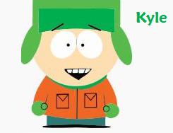 Kyle Broflovski by MentalRocks