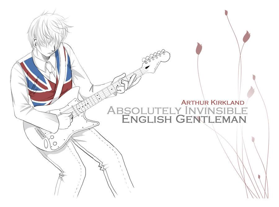 Arthur Kirkland by Sukai-yume