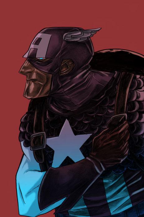 Cap'n makes it Hap'n by kaiserbot