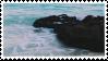 rocky shore. by princerini
