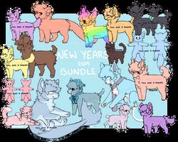 new years 2019 base bundle sale! by princerini