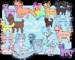 new years 2019 base bundle sale!