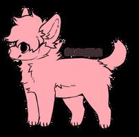 F2U small dog base by princerini