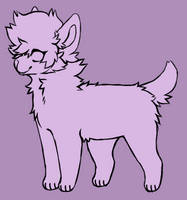 simple dog base! p2u! by princerini