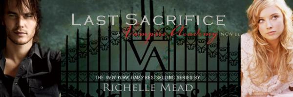 Vampire Academy Last Sacrifice Pdf