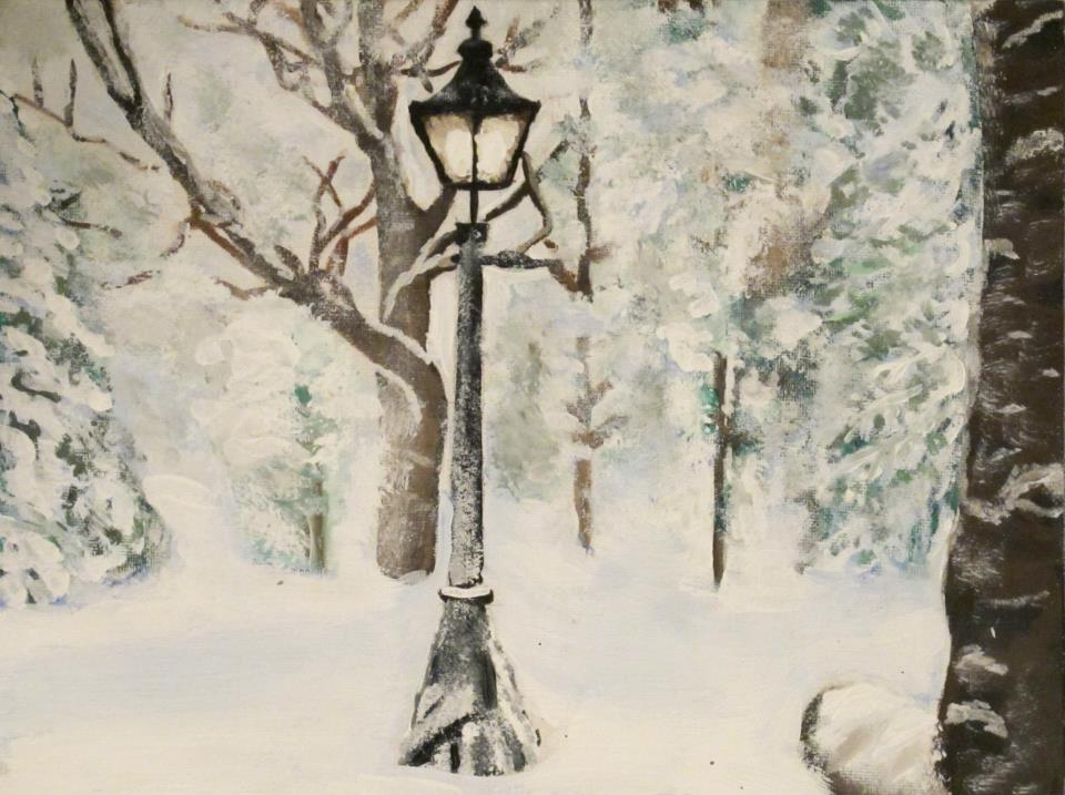Narnia Lamp Post By Spider345 ...